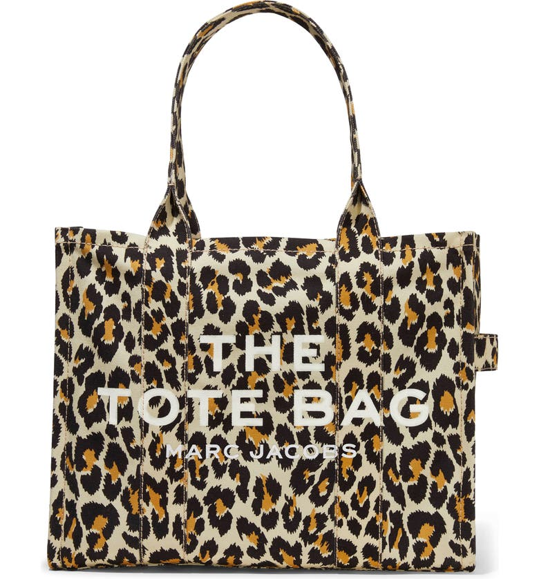 THE MARC JACOBS Traveler Tote, Main, color, NATURAL MULTI