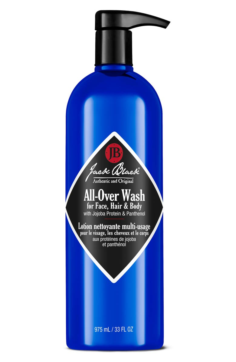 JACK BLACK All-Over Wash, Main, color, NO COLOR