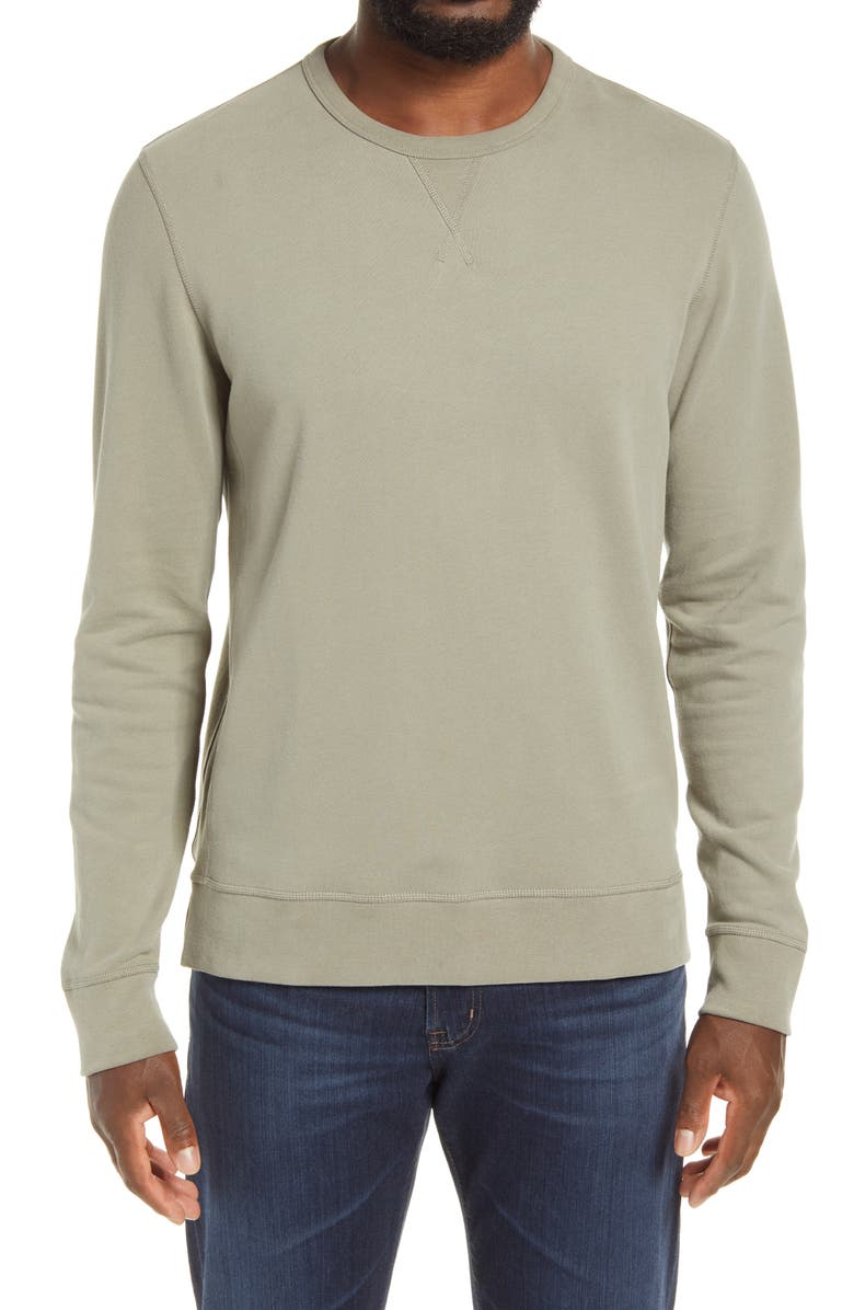 JASON SCOTT Maddux Sweatshirt, Main, color, LAUREL OAK