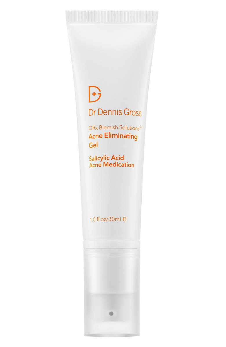 DR. DENNIS GROSS Skincare DRx Blemish Solutions<sup>™</sup> Acne Elminating Gel, Main, color, NO COLOR
