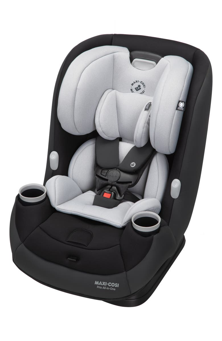 MAXI-COSI<SUP>®</SUP> Pria<sup>™</sup> All-in-1 Convertible Car Seat, Main, color, AFTER DARK
