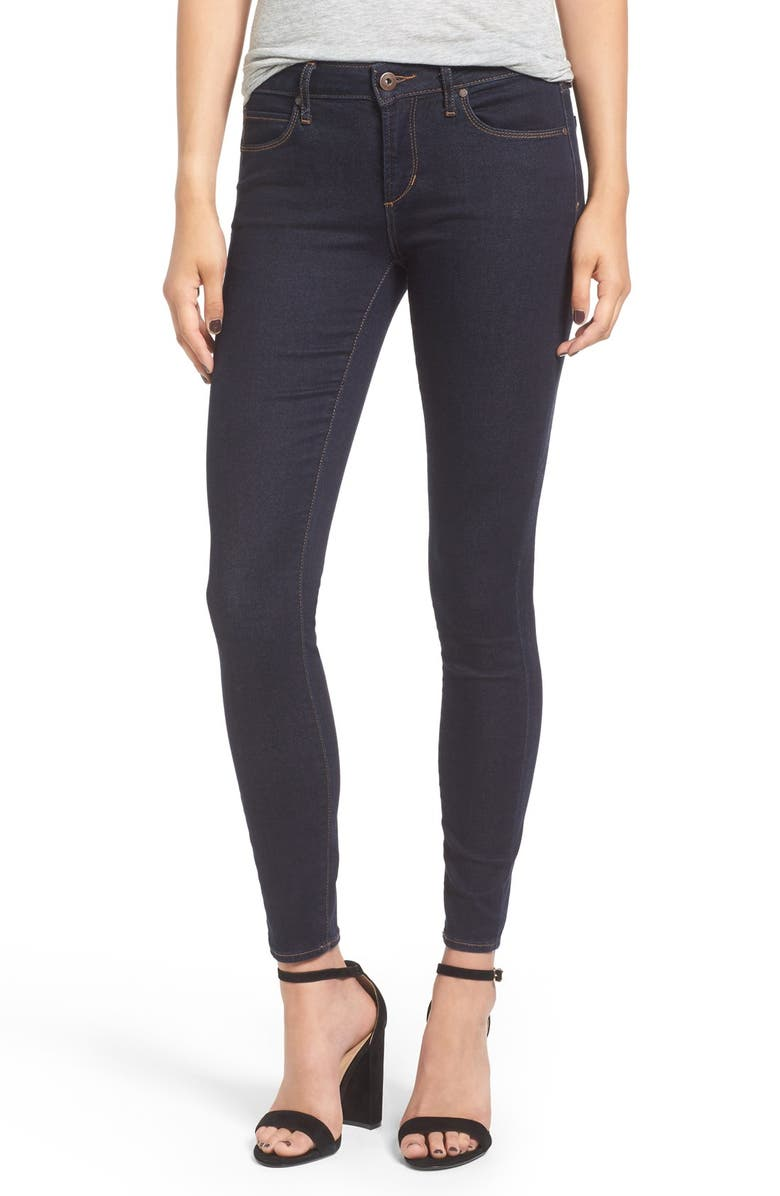 ARTICLES OF SOCIETY 'Sarah' Skinny Jeans, Main, color, MELROSE