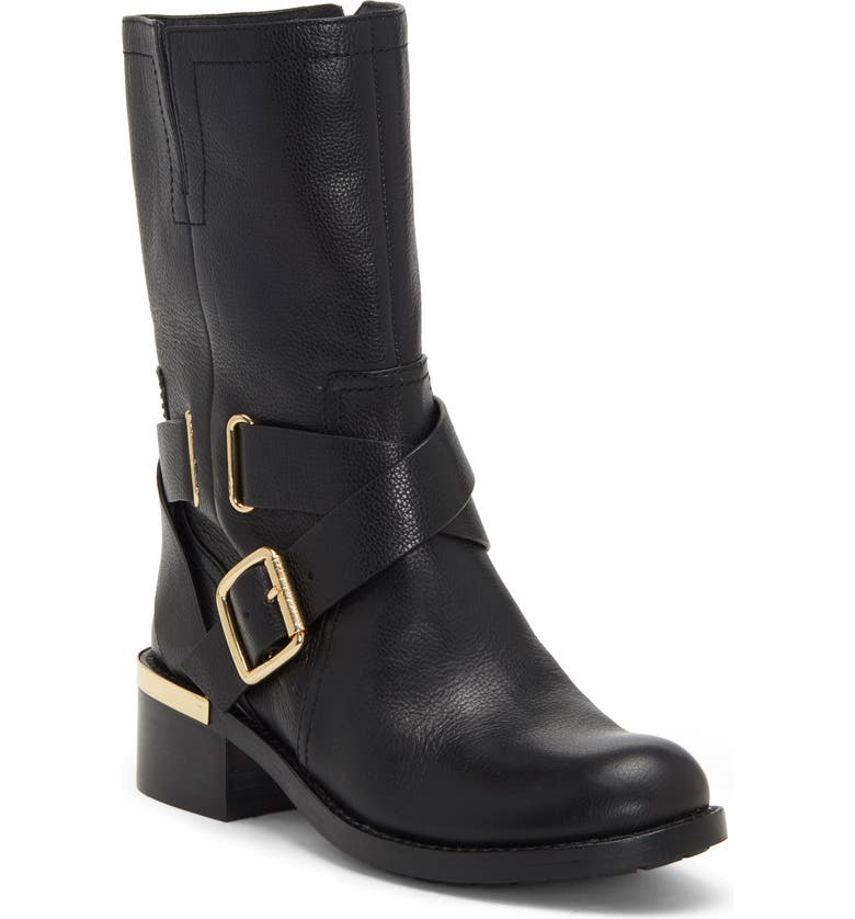 VINCE CAMUTO Wethima Engineer Boot, Main, color, 001