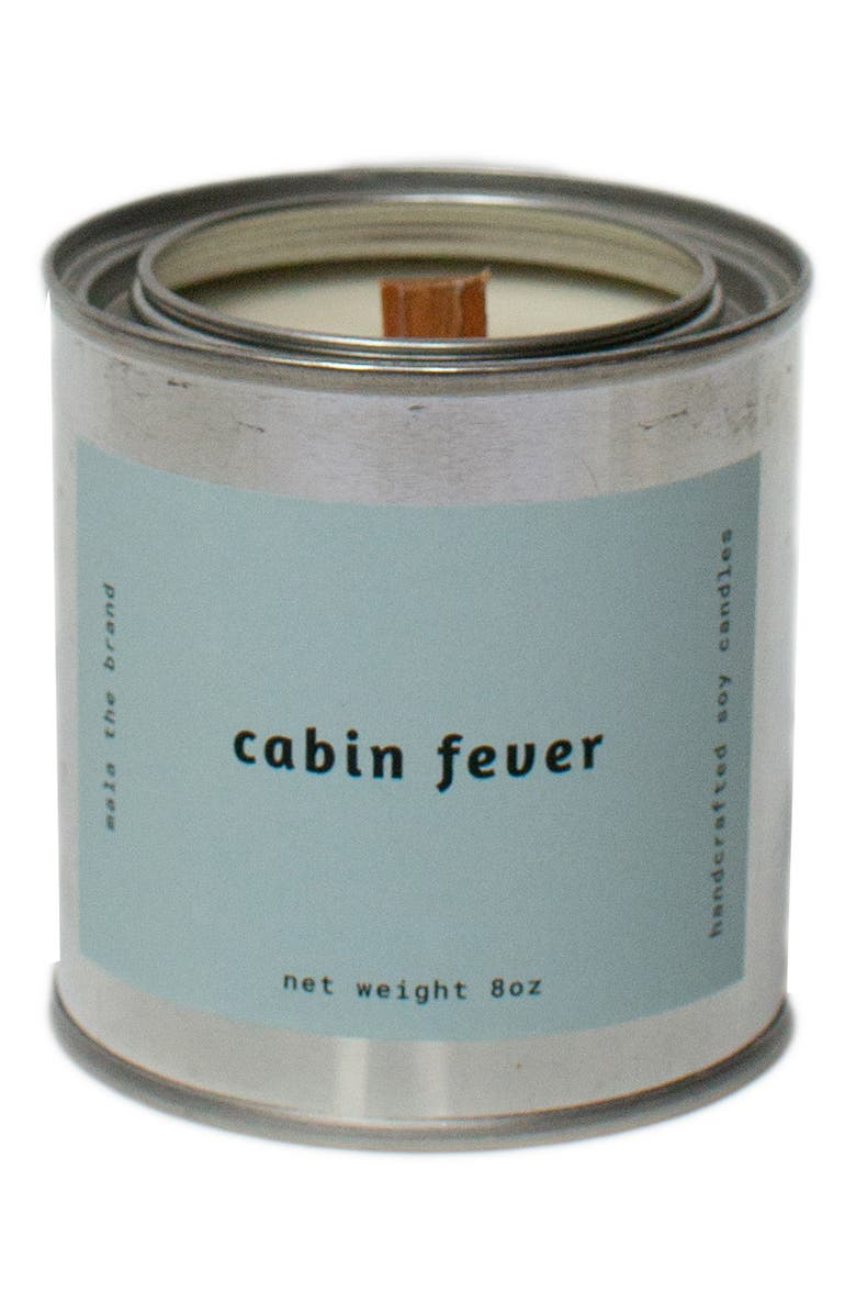 MALA THE BRAND Candle, Main, color, CABIN FEVER