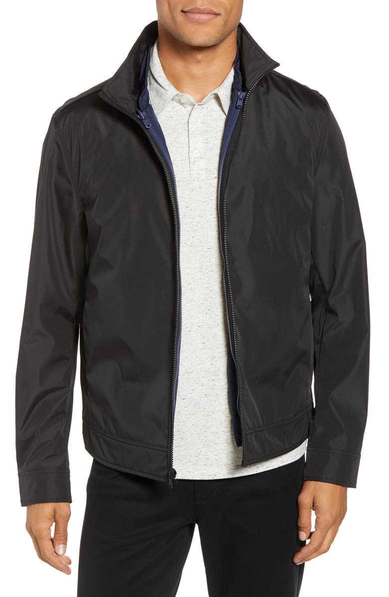 ZACHARY PRELL Oxford 2-in-1 Jacket, Main, color, 001