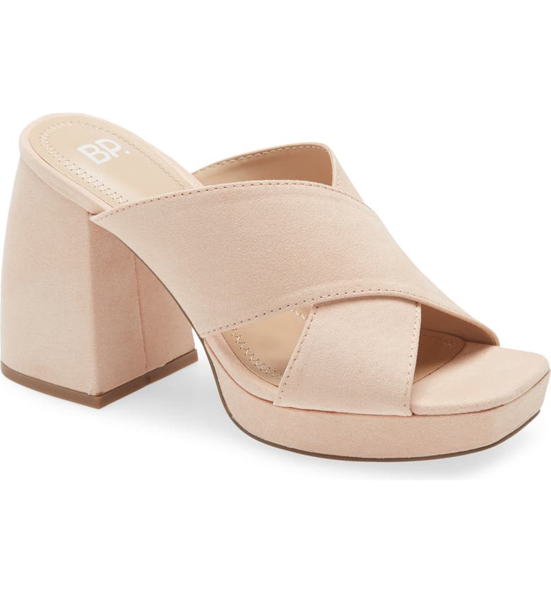 BP. Dalton Sandal, Main, color, BEIGE