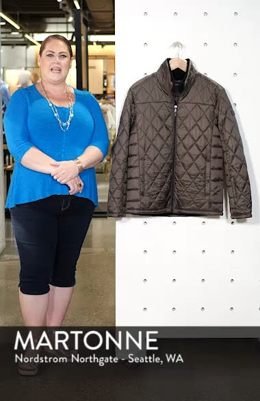 Transit Quilted Jacket, sales video thumbnail