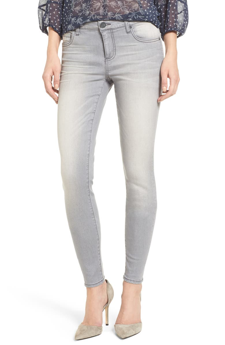 KUT FROM THE KLOTH Mia Skinny Jeans, Main, color, 470