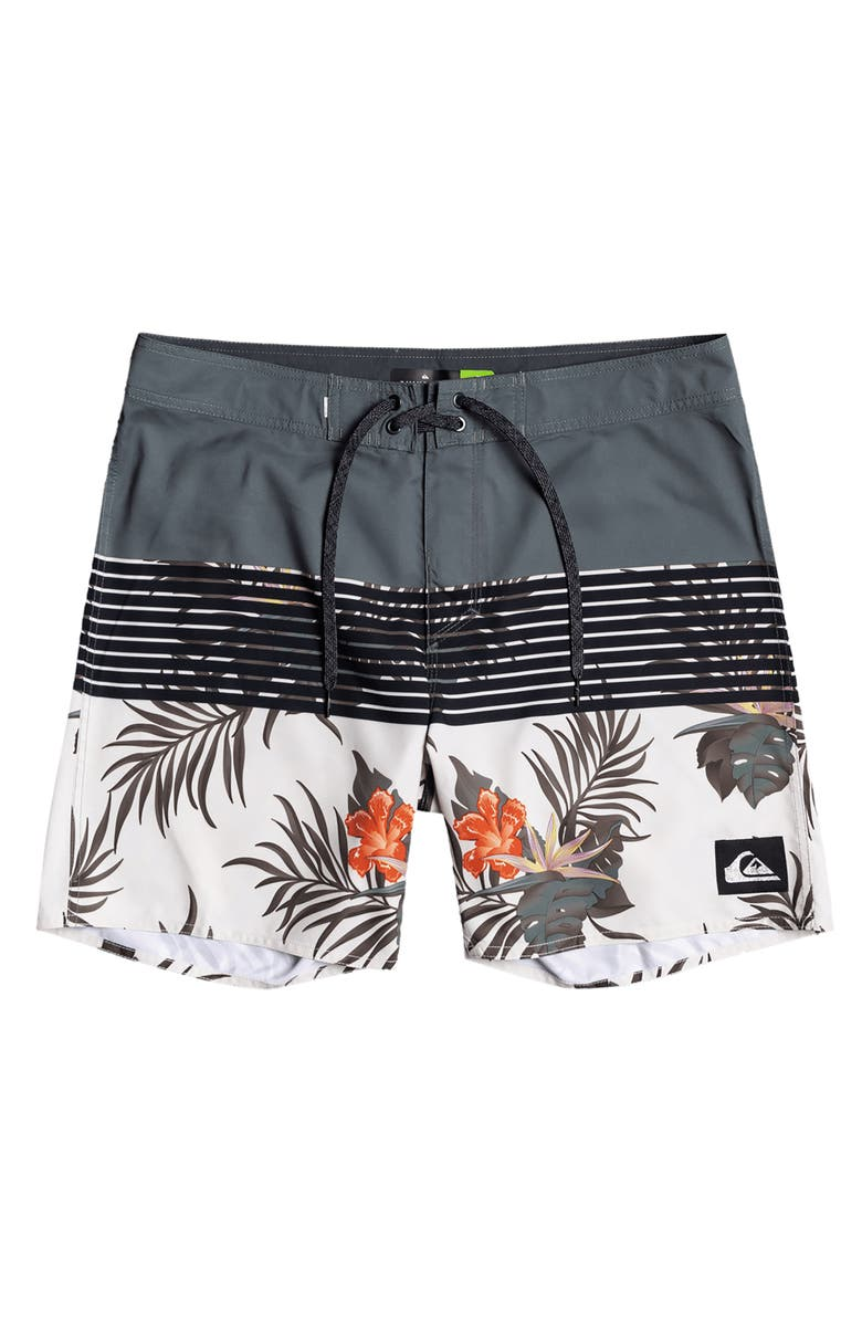 QUIKSILVER Kids' Everyday Division Board Shorts, Main, color, 020