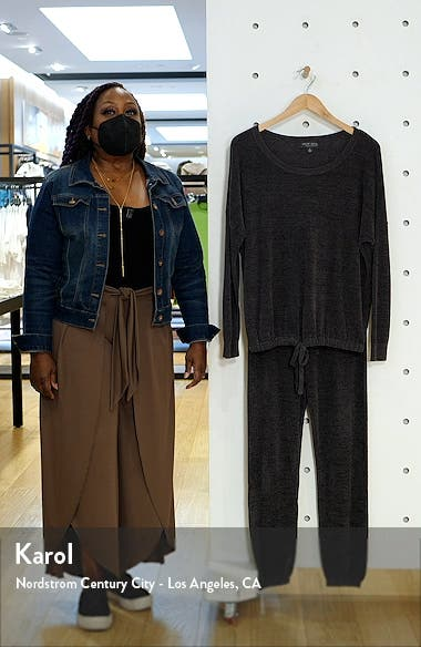 CozyChic<sup>™</sup> Luxe Long Sleeve Pajamas, sales video thumbnail
