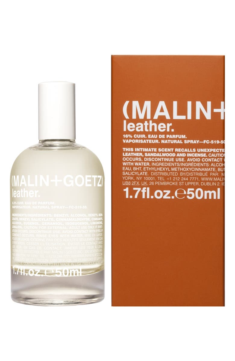 MALIN+GOETZ Leather Eau de Parfum, Main, color, NO COLOR
