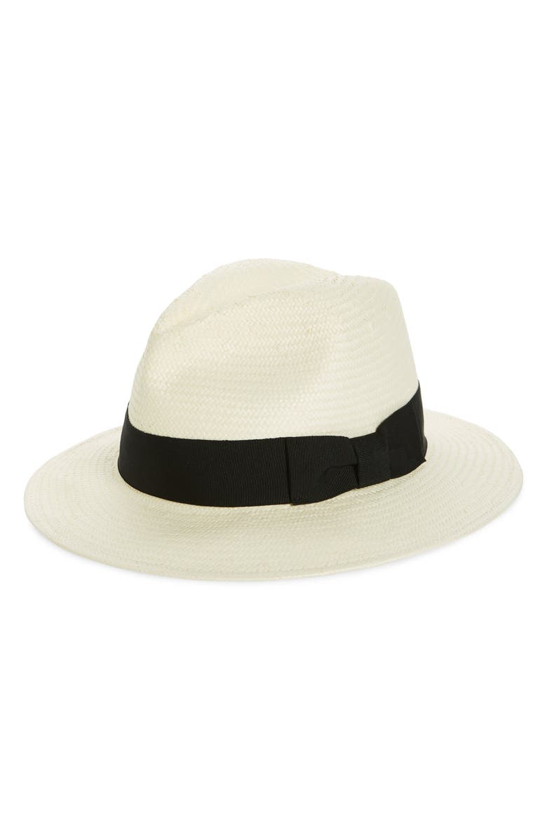 MADEWELL x Biltmore<sup>®</sup> Panama Hat, Main, color, NATURAL