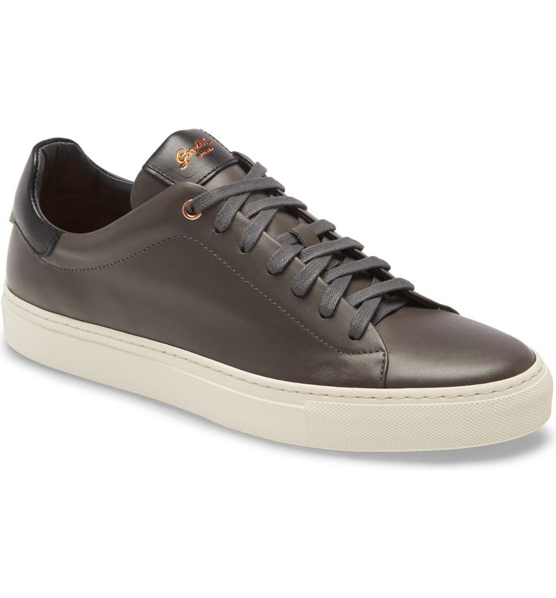 GOOD MAN BRAND Legend Low Top Sneaker, Main, color, CHARCOAL / BLACK