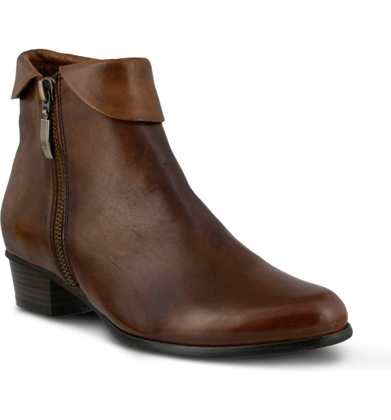 SPRING STEP 'Stockholm' Boot, Main, color, BROWN