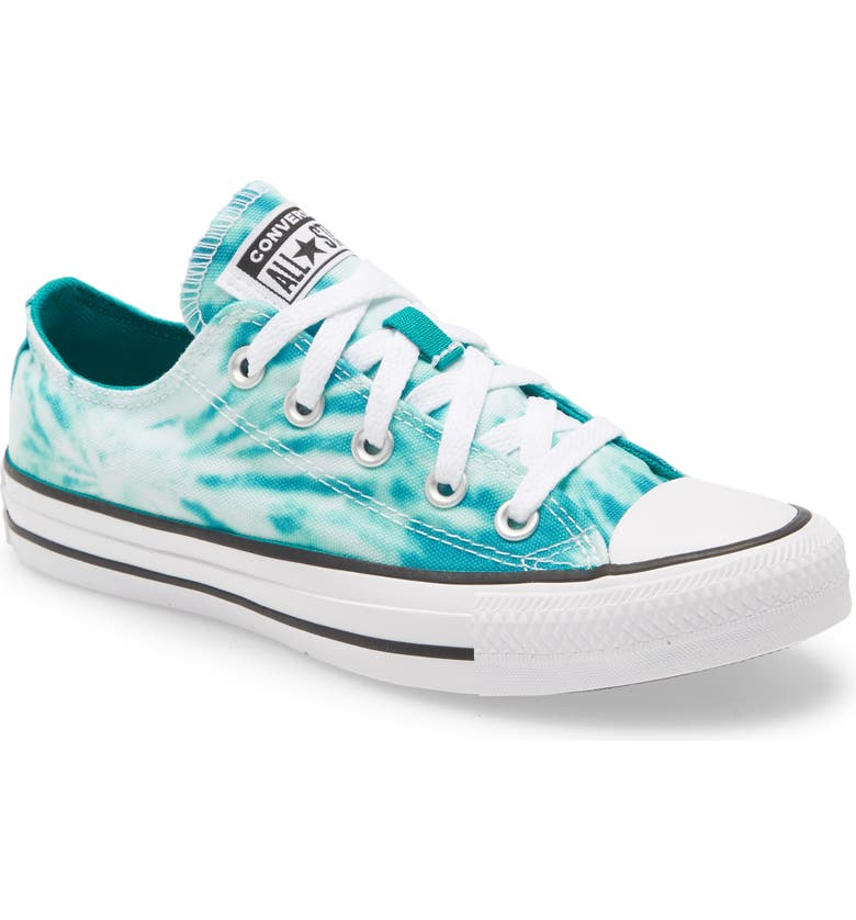 CONVERSE Chuck Taylor<sup>®</sup> All Star<sup>®</sup> Low Top Sneaker, Main, color, 100