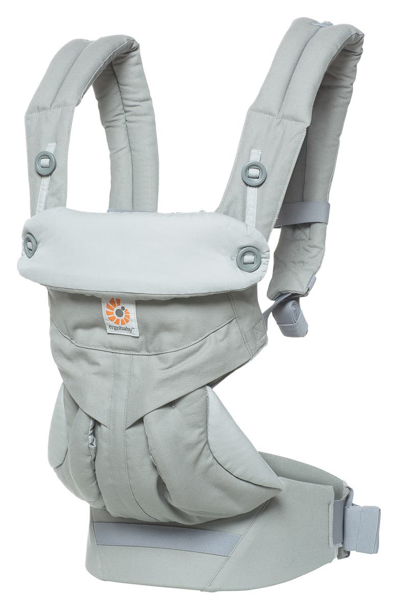 ERGOBABY '360' Baby Carrier, Main, color, PEARL GREY