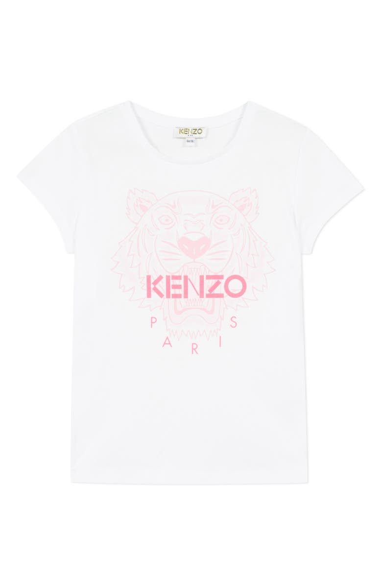 KENZO Tiger Graphic Tee, Main, color, 132