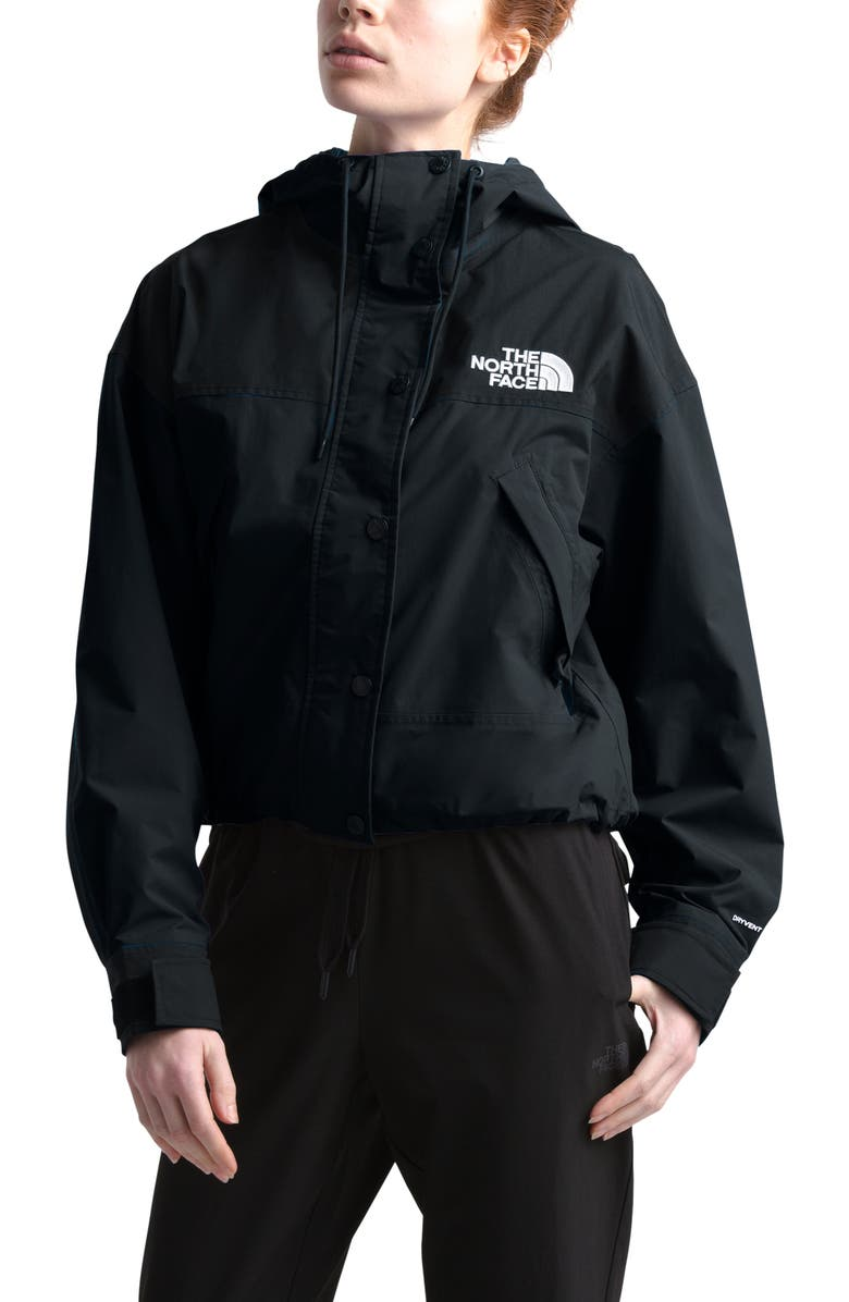 THE NORTH FACE Reign On Water Repellent Hooded Jacket, Main, color, 017