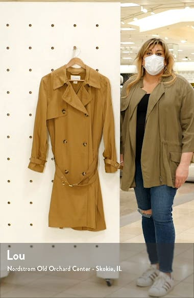 Everywear Trench Coat, sales video thumbnail