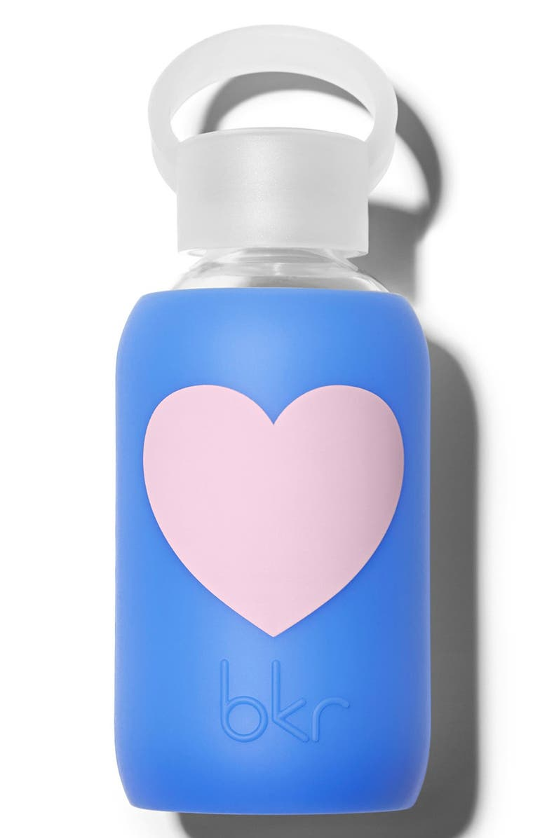 BKR <sup>®</sup> Heart 8-Ounce Glass Water Bottle, Main, color, 400