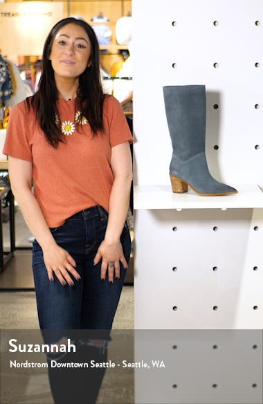 Leahla Slouchy Boot, sales video thumbnail