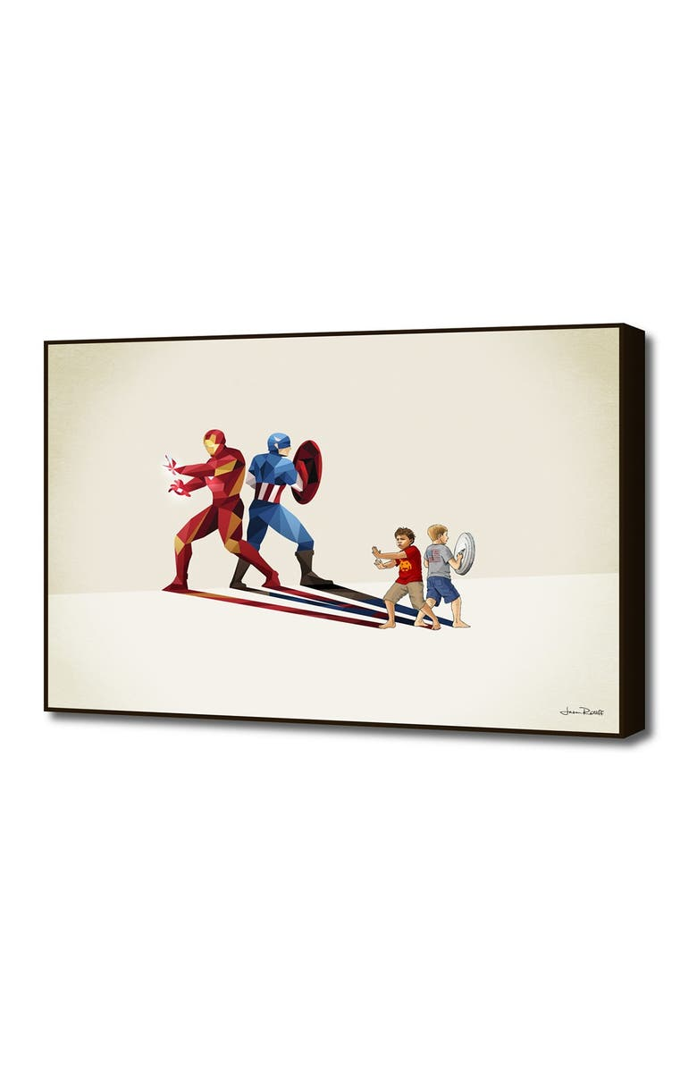 CURIOOS Small Brothers In Arms By Jason Ratliff, Main, color, CREAM