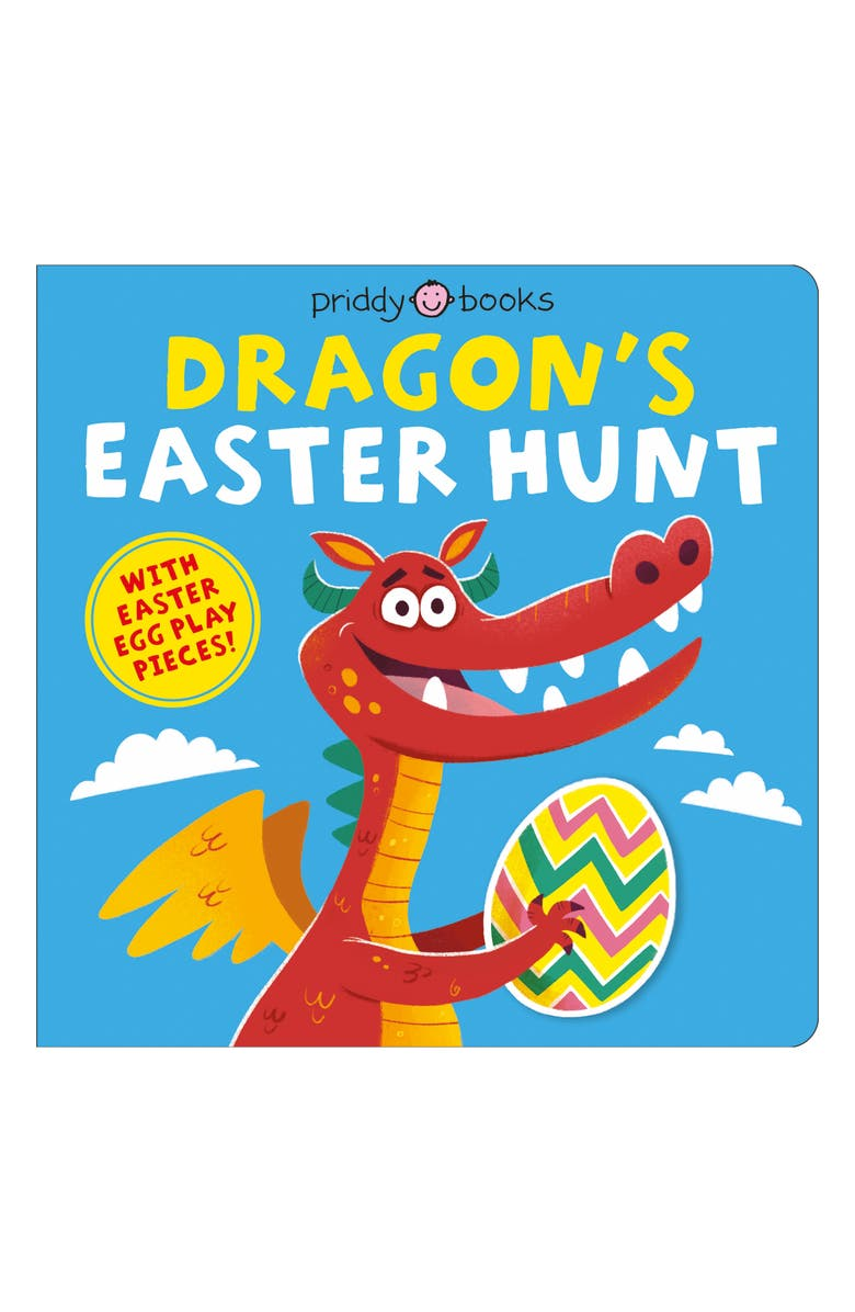 MACMILLAN 'Dragon's Easter Hunt' Lift and Play Board Book, Main, color, 400