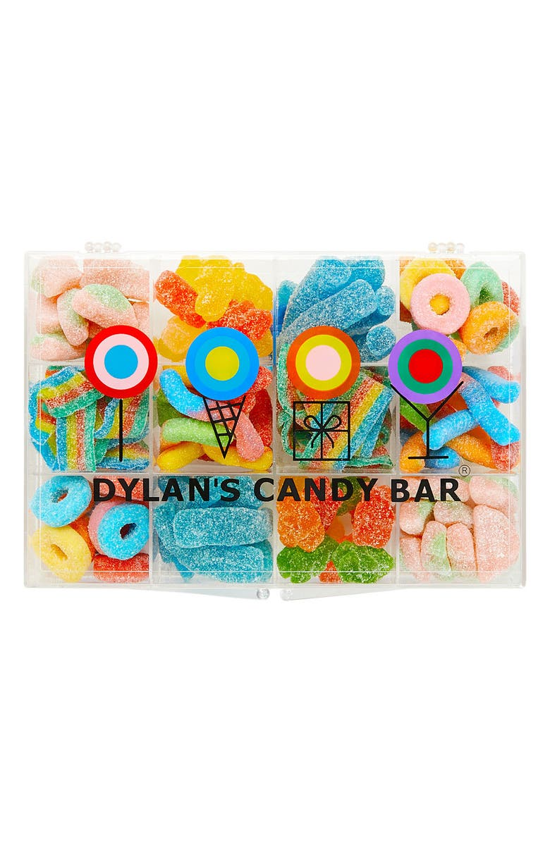 DYLAN'S CANDY BAR Signature Sour Tackle Box, Main, color, Blue