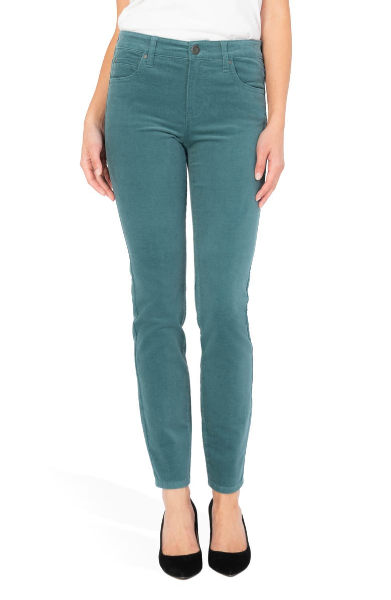 KUT FROM THE KLOTH Diana Stretch Corduroy Skinny Pants, Main, color, 330