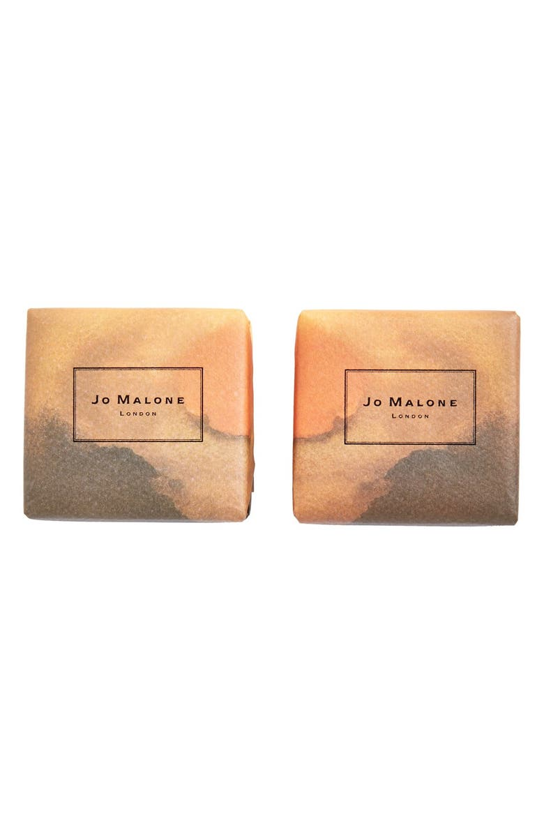 JO MALONE LONDON<SUP>™</SUP> Jo Malone<sup>™</sup> 'My Wanderlust - Acacia & Honey' Bath Soap Collection, Main, color, 000