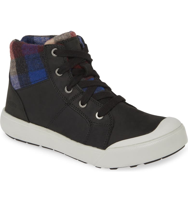 KEEN Elena Insulated High Top Sneaker, Main, color, 002