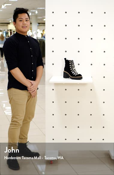 Owhat Lace-Up Boot, sales video thumbnail