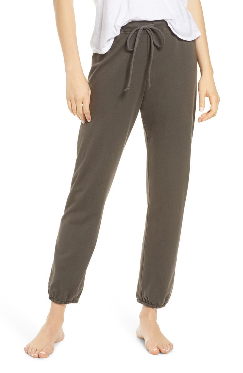 PROJECT SOCIAL T Anything Goes Sweatpants, Main, color, 020