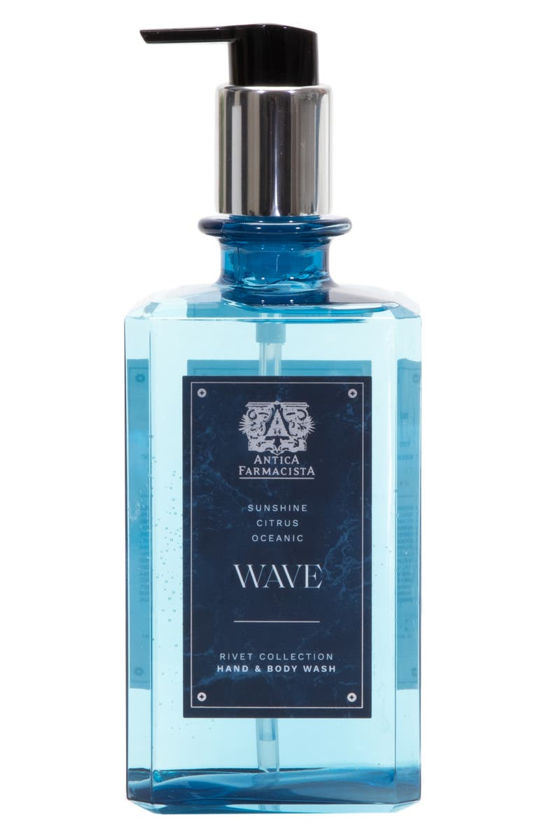 ANTICA FARMACISTA Rivet Wave Hand & Body Wash, Main, color, No Color