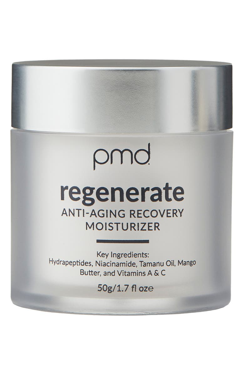 PMD Regenerate: Anti-Aging Recovery Moisturizer, Main, color, No Color