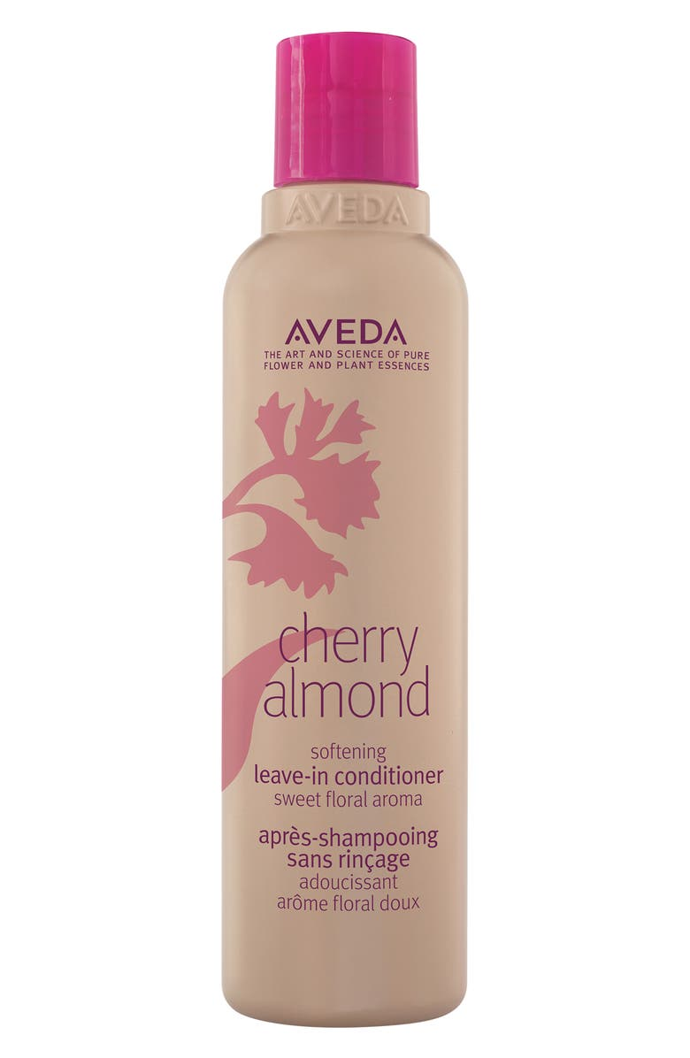AVEDA Cherry Almond Softening Leave-In Conditioner, Main, color, No Color