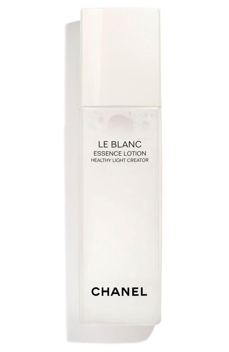 CHANEL LE BLANC ESSENCE LOTION <br />Healthy Light Creator, Main, color, NO COLOR