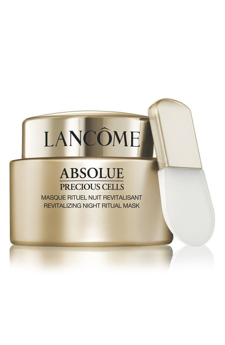 LANCÔME Absolue Precious Cells Revitalizing Night Ritual Mask, Main, color, 000