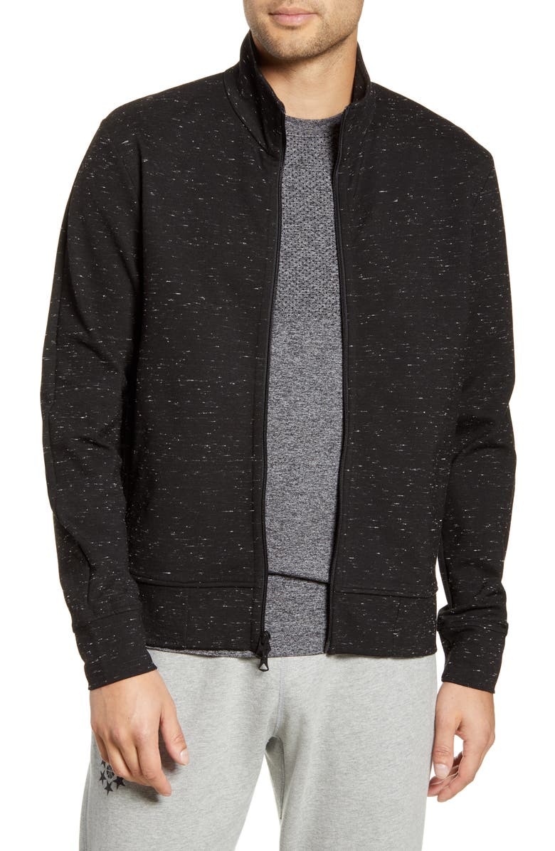 REIGNING CHAMP e Ponte Neppy Track Jacket, Main, color, 001