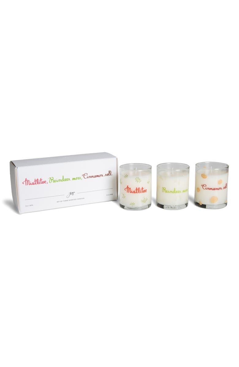 JOYA Holiday Votive Candle Set, Main, color, 100
