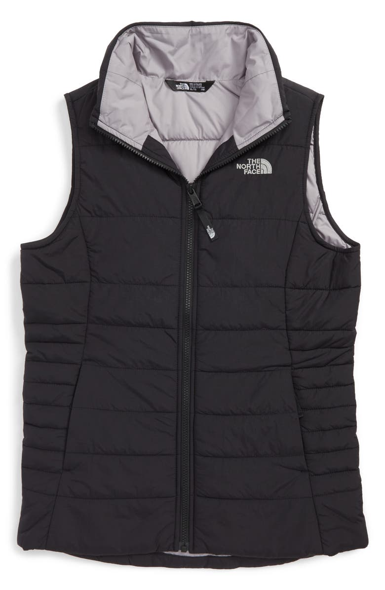 THE NORTH FACE Harway Vest, Main, color, TNF BLACK