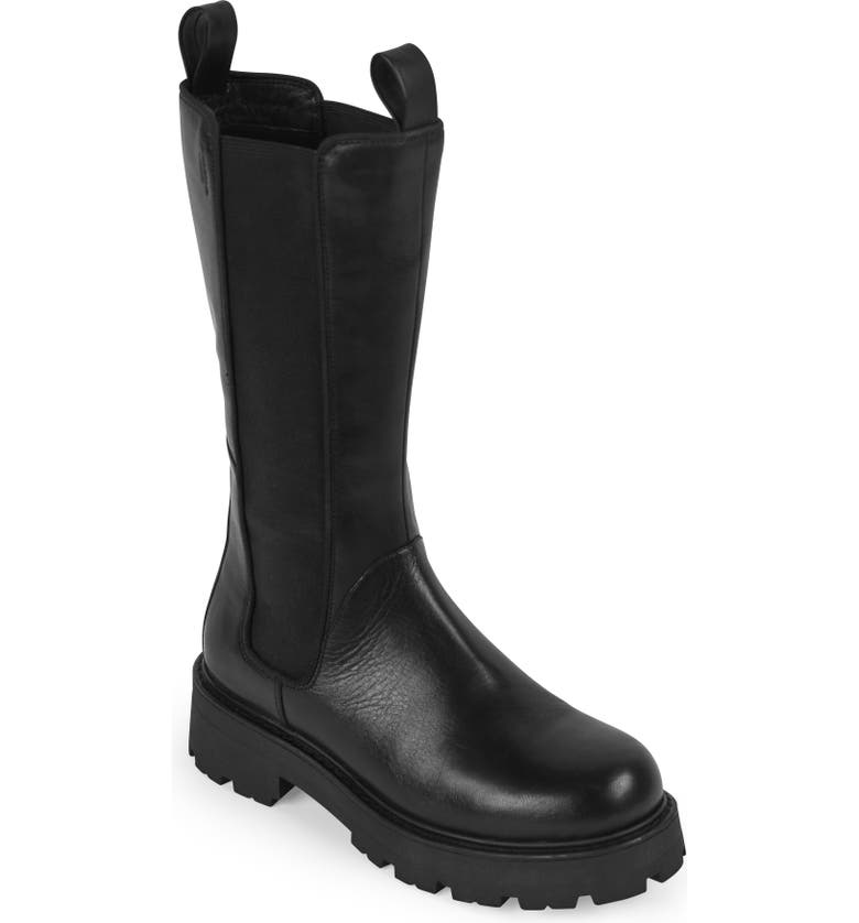 VAGABOND SHOEMAKERS Cosmo 2.0 Boot, Main, color, BLACK LEATHER