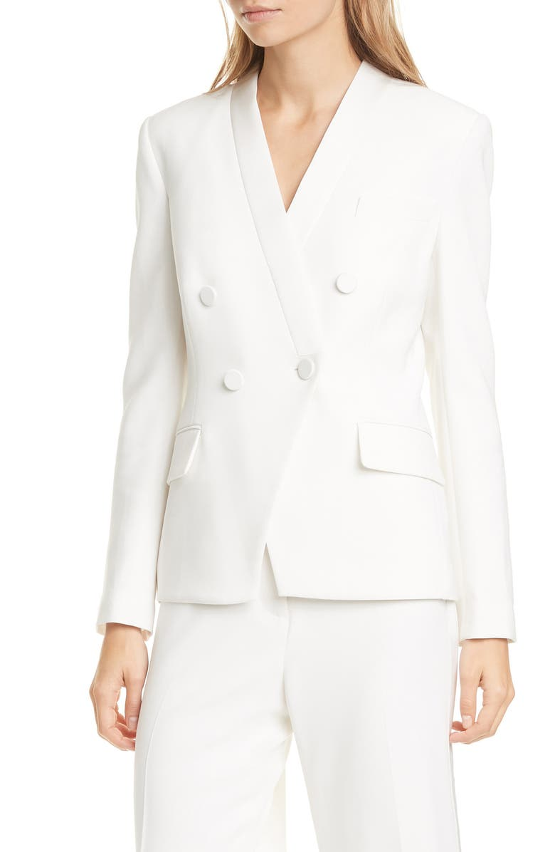 JUDITH & CHARLES Eero Tuxedo Jacket, Main, color, 907