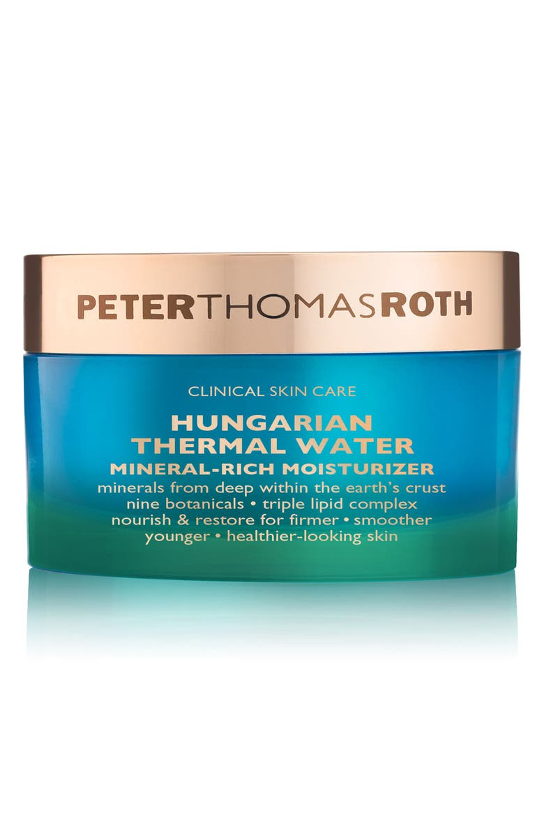 PETER THOMAS ROTH Hungarian Thermal Water Mineral-Rich Moisturizer, Main, color, NO COLOR