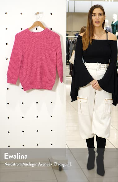 Cropped Pullover, sales video thumbnail
