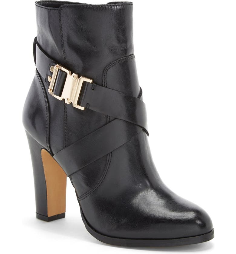 VINCE CAMUTO 'Connolly' Belted Boot, Main, color, 001