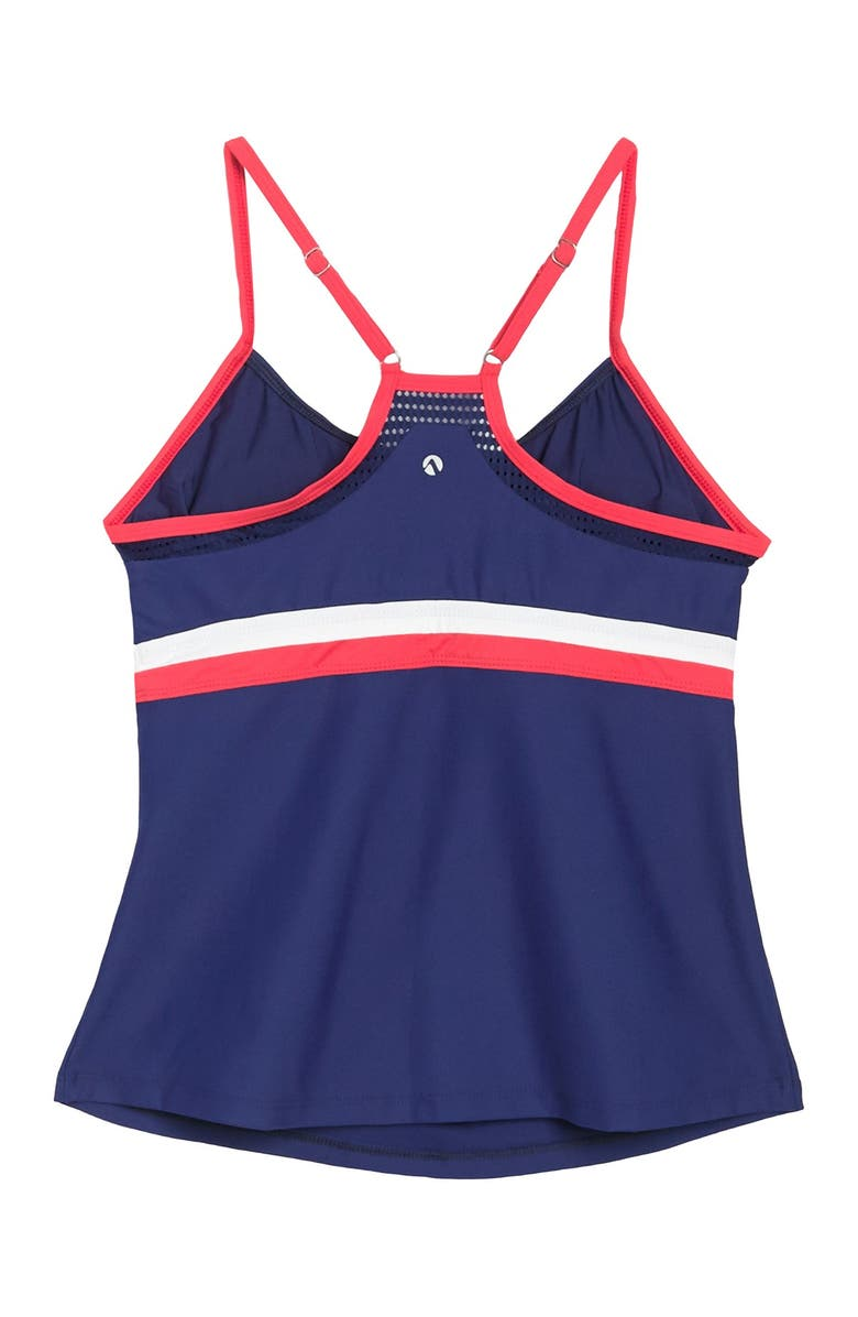 NEXT Coral Reef Tankini, Main, color, NAVY