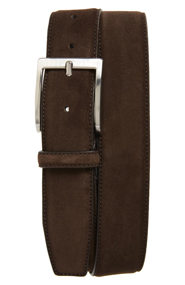 TO BOOT NEW YORK Suede Belt, Main, color, 200