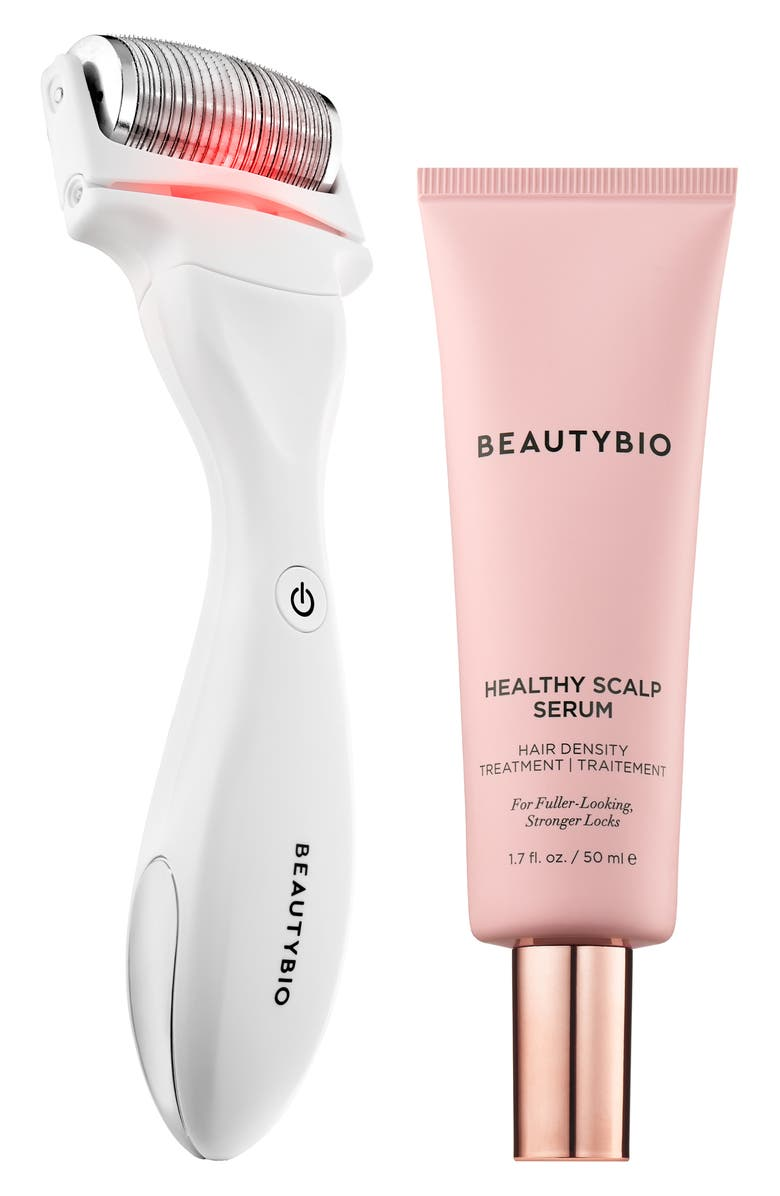 BEAUTYBIO GloPRO<sup>®</sup> Rejuvenating Scalp + Fuller Hair Therapy Set, Main, color, No Color