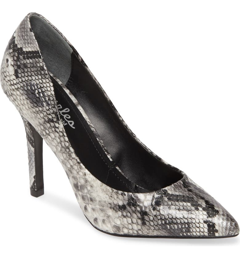 CHARLES BY CHARLES DAVID Maxx Pointed Toe Pump, Main, color, 007